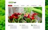 Responsive Peyzaj Tasarımı  Joomla Şablonu New Screenshots BIG