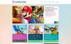 Responsives WordPress Theme für Film  New Screenshots BIG