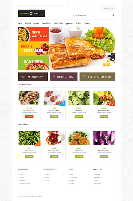 ADOBE Photoshop Template 48913 Home Page Screenshot