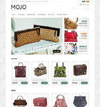 Fashion OpenCart  Template 48917