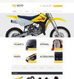 Cars OpenCart  Template 48918
