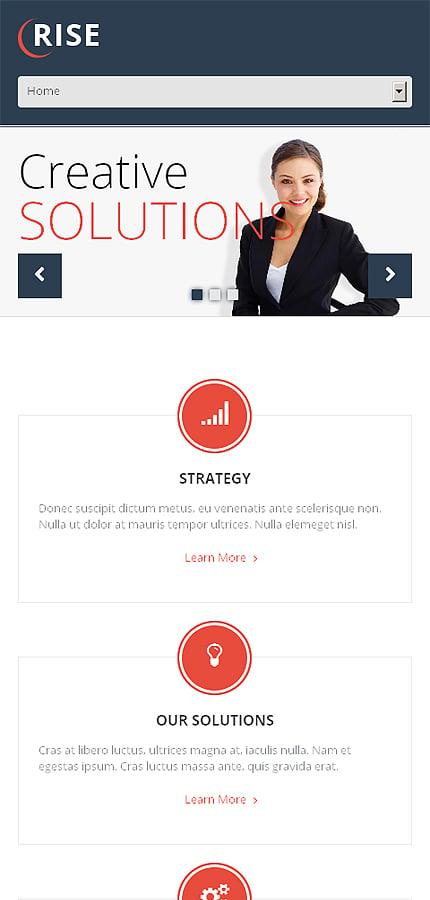 WordPress Theme/Template 48922 Main Page Screenshot