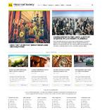 Media WordPress Template 48923