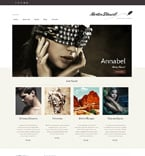 Personal Page WordPress Template 48924