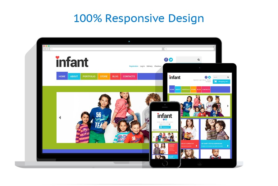 WooCommerce Themes Famille #48929