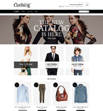 Fashion Magento Template 48933