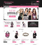 Fashion Magento Template 48934