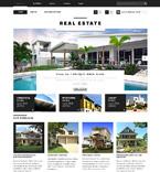 Real Estate Magento Template 48935