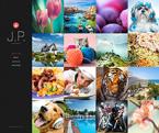 Art & Photography Website  Template 48940