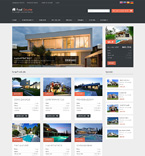 Real Estate osCommerce  Template 48945