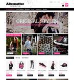Fashion PrestaShop Template 48946
