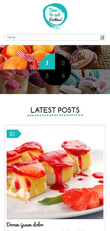 Joomla Theme/Template 48955 Main Page Screenshot