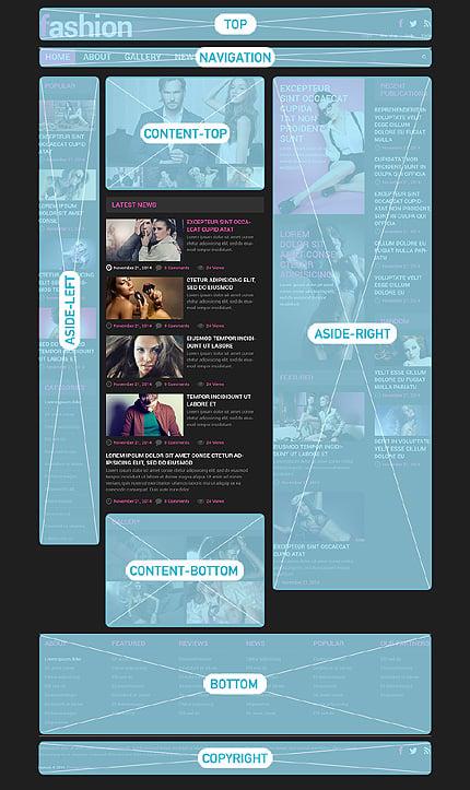 Joomla Theme/Template 48956 Main Page Screenshot