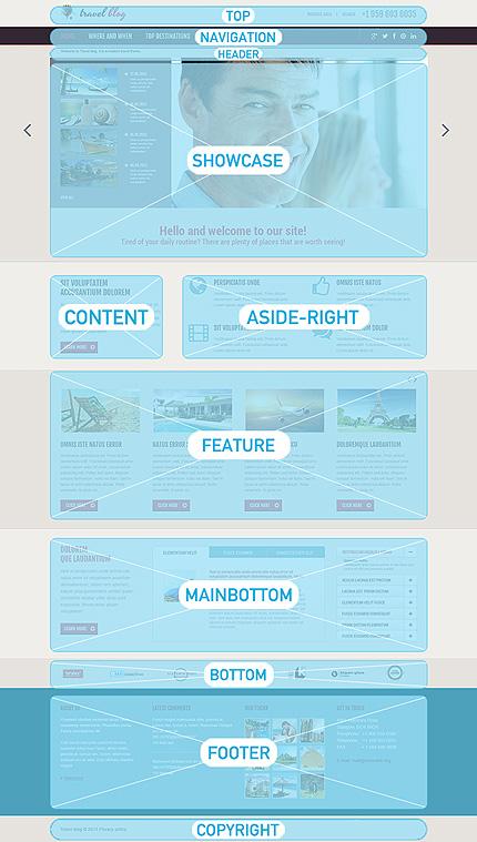 Joomla Theme/Template 48963 Main Page Screenshot