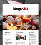 Beauty Joomla  Template 48969
