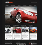 Cars Joomla  Template 48970
