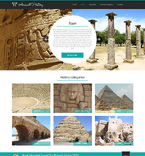 Society and Culture Website  Template 48992