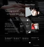 Personal Page Website  Template 48994