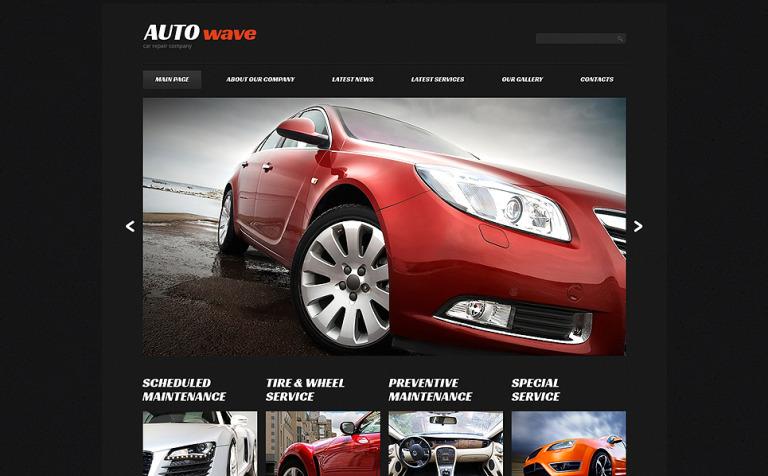 Top 10 Car Repair, Car Service, Car Portal Template