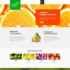 fruit joomla templates