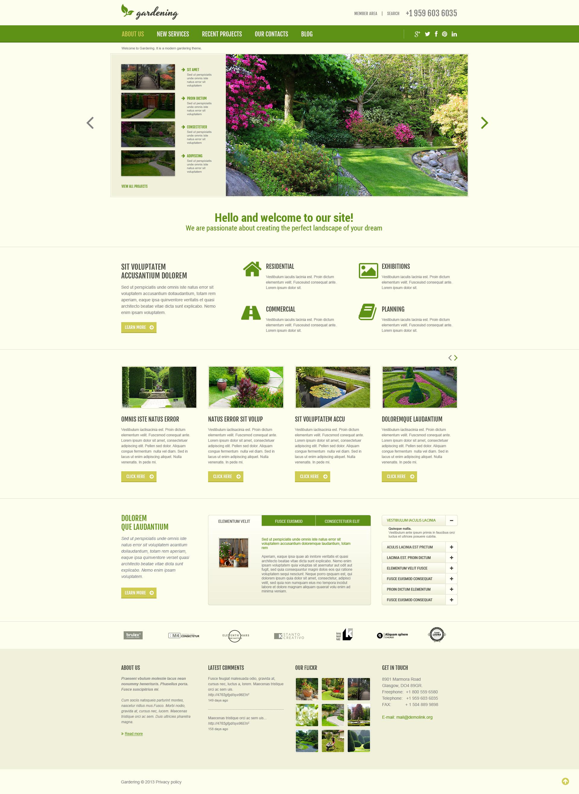 Etonnant Garden Design
