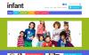 Modello WooCommerce Responsive #48929 per Un Sito di Neonati New Screenshots BIG