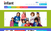 Responsywny motyw WooCommerce #48929 na temat: noworodek New Screenshots BIG