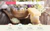 Reszponzív Iparművészeti  Weboldal sablon New Screenshots BIG