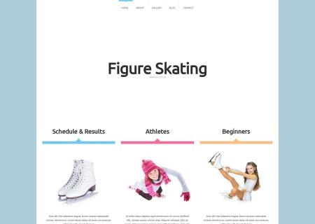 Skating Responsive