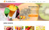Template Joomla Flexível para Sites de Comida e Bebida №48957 New Screenshots BIG