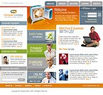 3-Color Website: Business Computers Low Budget Full Site 3 Colors Most Popular