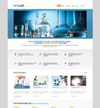 Science WordPress Template 49002