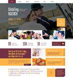Wedding WordPress Template 49011