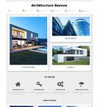 Architecture WordPress Template 49013