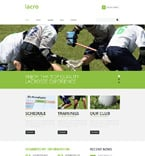Sport Website  Template 49018