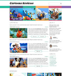 Entertainment Drupal  Template 49024