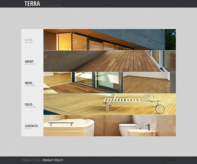 Template Moto CMS HTML para Sites de Agencia imobiliária №49031 New Screenshots BIG