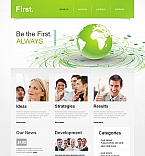 Moto CMS HTML  Template 49033
