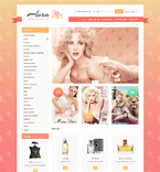 Beauty OpenCart  Template 49048