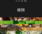 Art & Photography Website  Template 49074