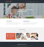 Education WordPress Template 49081