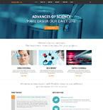Science WordPress Template 49082