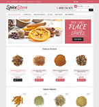 Food & Drink OpenCart  Template 49084