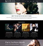 Fashion Joomla  Template 49094