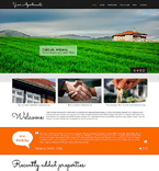 Real Estate Joomla  Template 49097