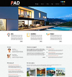 Architecture Joomla  Template 49098