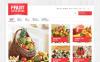 Адаптивний Magento шаблон на тему фрукти New Screenshots BIG