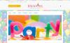 Адаптивный WooCommerce шаблон №49015 на тему развлечения New Screenshots BIG