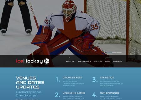 Hockey Responsive