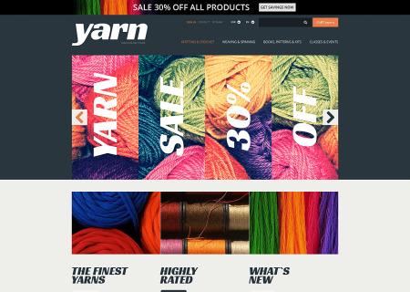 Knit  Crochet Supplies